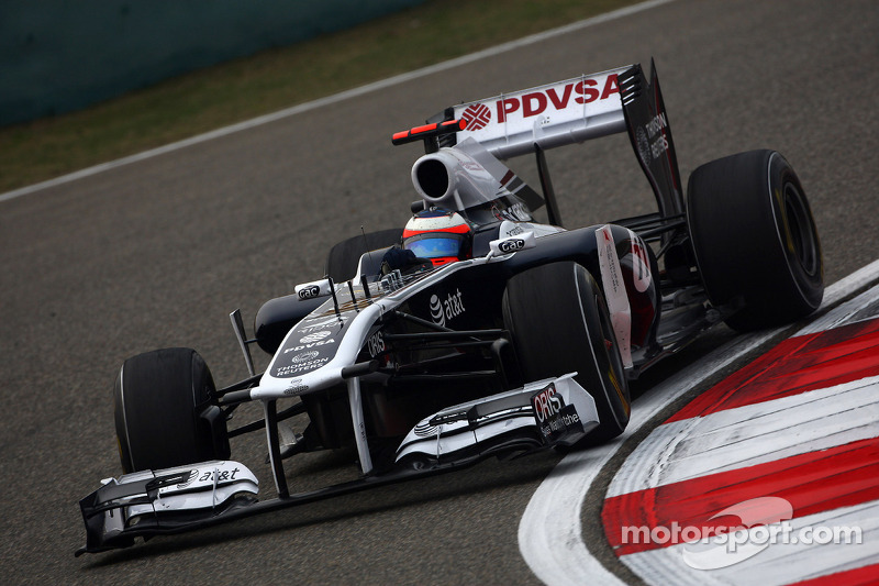Williams Spanish GP Friday Practice Report