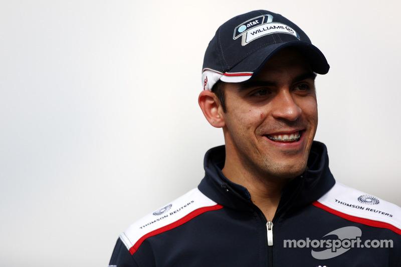 Williams Spanish GP Friday Practice Report