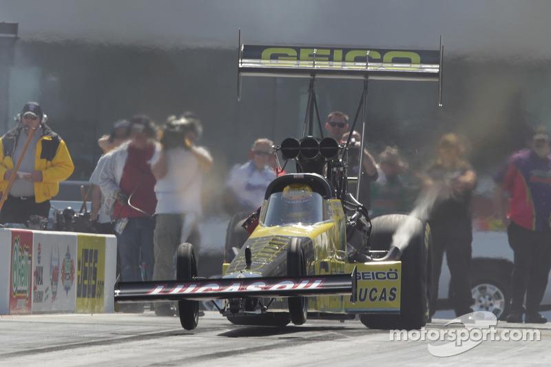 Morgan Lucas Topeka Saturday Qualifying Report