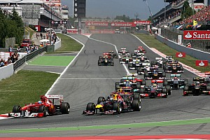 Formula 1 Pirelli Spanish GP Race Report