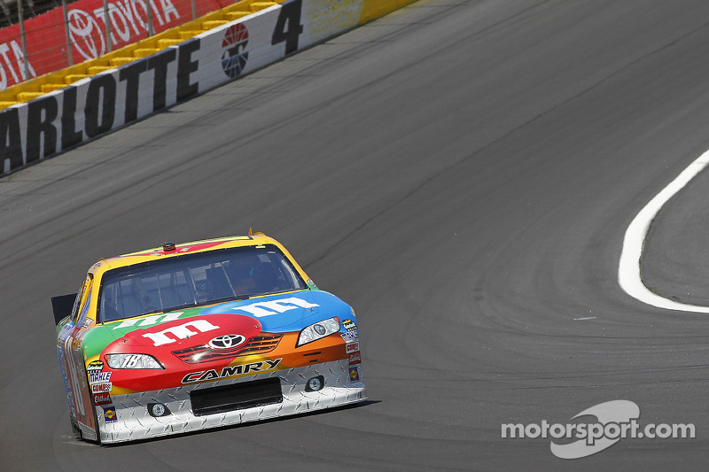 Kyle Busch Charlotte All-Star Race Report