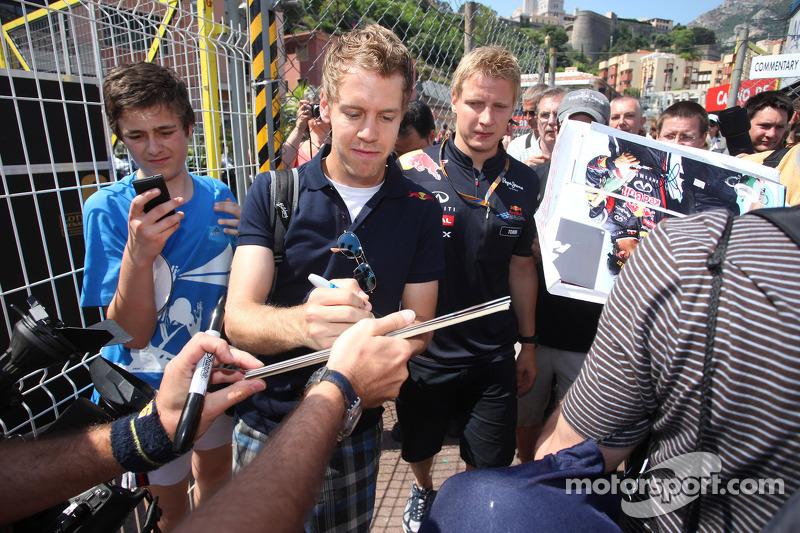 Monaco GP Red Bull Friday Practice Report