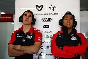 Formula 1 Booth plays down d'Ambrosio, Wickens rumours