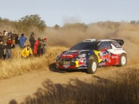 Citroen Rally Argentina Leg 1 Summary