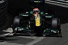 Team Lotus Monaco GP Qualifying Report
