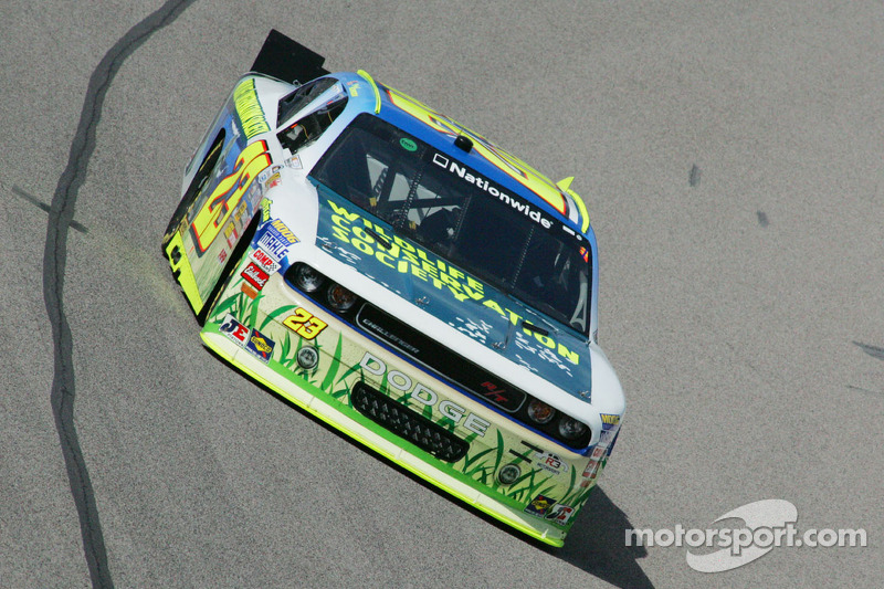 Robert Richardson Jr. Charlotte Race Report