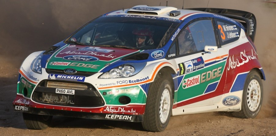 Ford Rally Argentina Event Summary