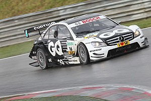 DTM Mercedes Spielberg Qualifying Report