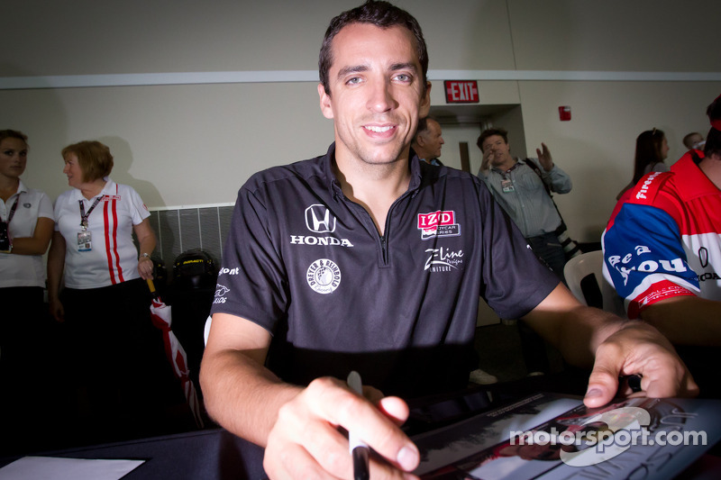 Justin Wilson Prepared For Long Texas Night