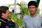 Red Bull 'happy' to keep Webber in 2012 - Horner
