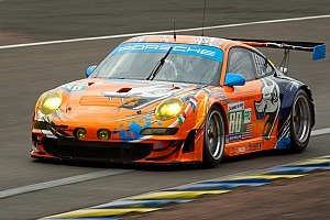 Le Mans Flying Lizard Le Mans Final Qualifying Report