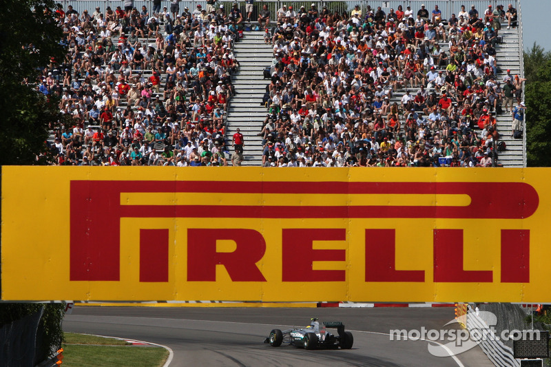 Pirelli Canadian GP Friday Practice Report