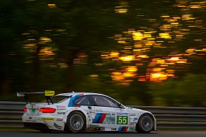 Team BMW Le Mans Hour 15 Report