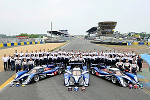 Le Mans Peugeot Le Mans Scrutineering Report