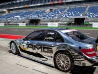 Mercedes Going For Victory At Lausitz In Germany
