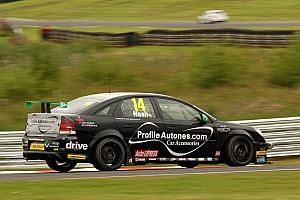 BTCC Triple Eight Croft Qualifying Report