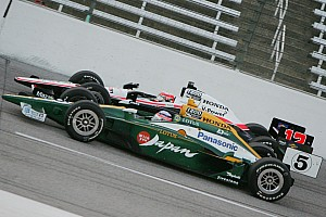 IndyCar Milwaukee Mile Qualifying Report