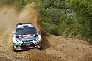 WRC Ford Acropolis Rally Leg 2 Summary