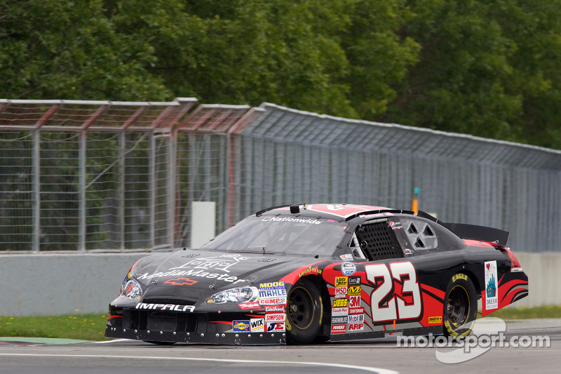 Alex Kennedy Ready For NASCAR NS Elkhart Lake Road America Event