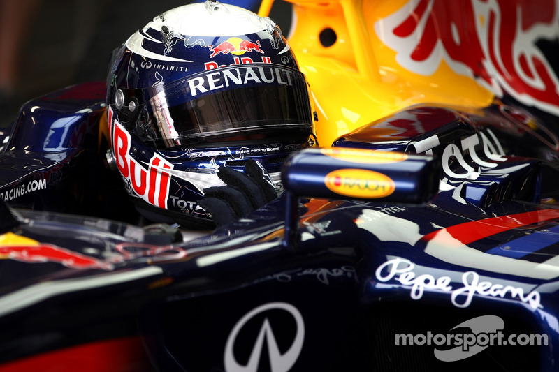 Horner Denies Vettel Ordered To Collect Rival Team Info