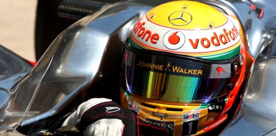 McLaren F1 European GP - Valencia Race Report