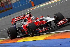Formula 1 D'Ambrosio Still Working To Outpace Glock