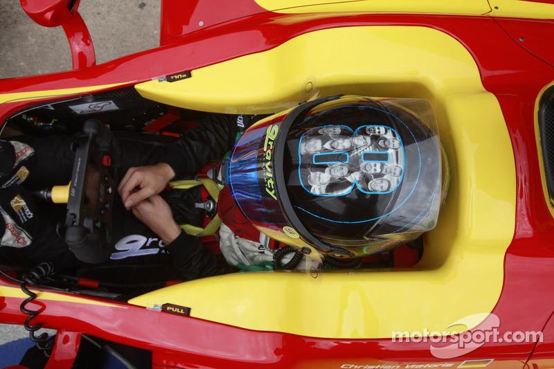 Racing Engineering Valencia Race 1 Report