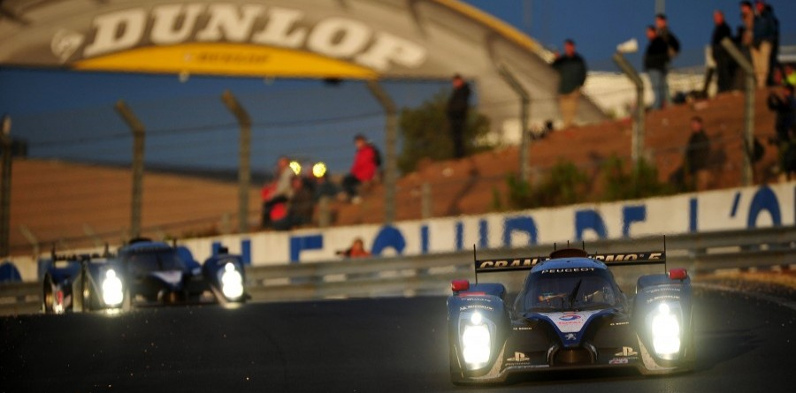Peugeot Aims For ILMC Points At LMS Imola Event