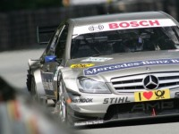 Spengler Takes Pole For DTM Race At Norisring, Nuremberg