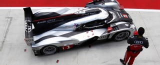 Le Mans Audi In The Fight For Le Mans Series Victory At Iomla