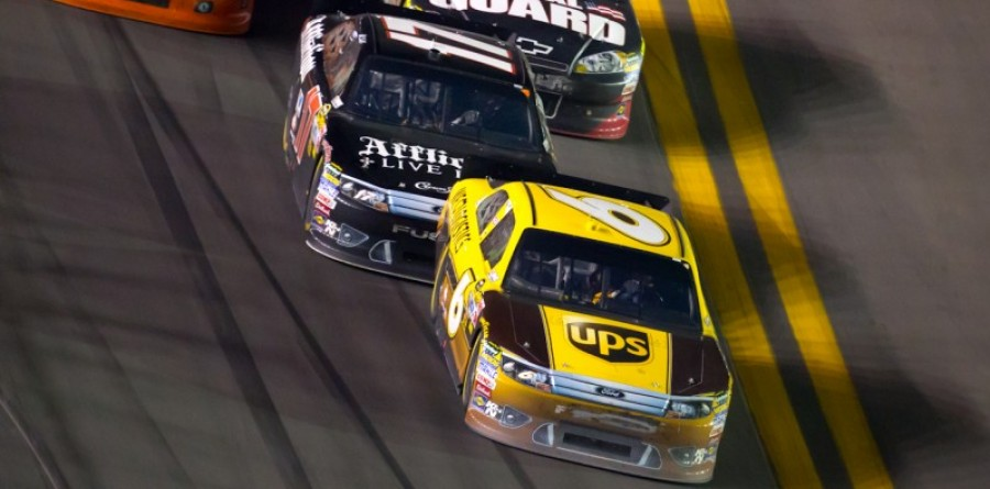 Roush Fenway Racing NASCAR Daytona 400 Race Report