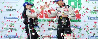 Le Mans Peugeot Takes 1-2 Finish at Imola ILMC race