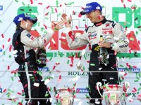 Peugeot Takes 1-2 Finish at Imola ILMC race