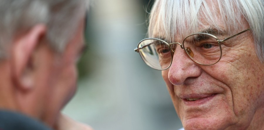 Ecclestone Threatens To Sue FIA Over Formula One Engines