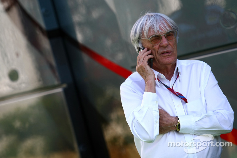South Africa GP Deal Signing 'Weeks Away' - Ecclestone