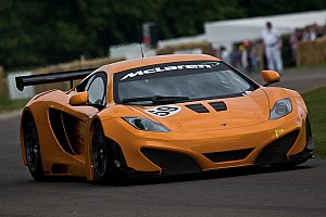 McLaren Goodwood Festival Of Speed Summary
