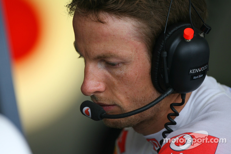 Button Adds Sinus Problem To Injury List