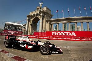 IndyCar Series Toronto Friday Report