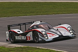 ALMS Muscle Milk AMR Lime Rock Qualifying Report