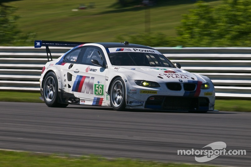 BMW Team RLL Lime Rock Race Report