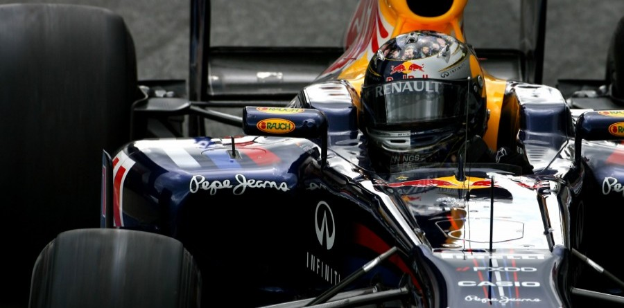 Red Bull F1 British GP - Silverstone Race Report