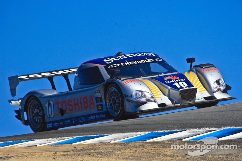 SunTrust Racing Laguna Seca Race Report