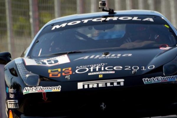 Scott Tucker Toronto Ferrari Challenge Weekend Summary