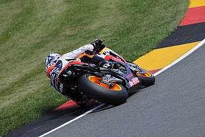 Repsol Honda German GP Friday Report