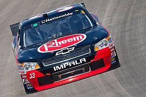 Austin Dillon In KHI Car For Nashville 300