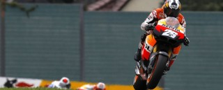 MotoGP Repsol Honda Takes MotoGP Double Podium For German GP