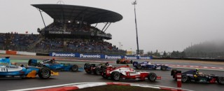 The GP2 Series Returns To The Nürburgring