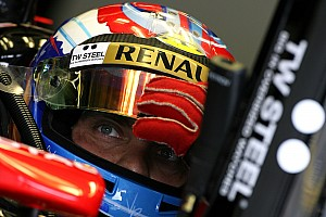 Lotus Renault German GP - Nurburgring Qualifying Report