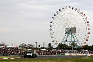 Suzuka, Ecclestone, Say No Nuclear Risk For Japan GP