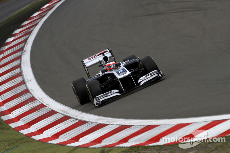 Williams German GP - Nurburgring Race Report